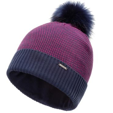 Ping Ladies Birdseye Knit Bobble Hat 99 OXBLUO18