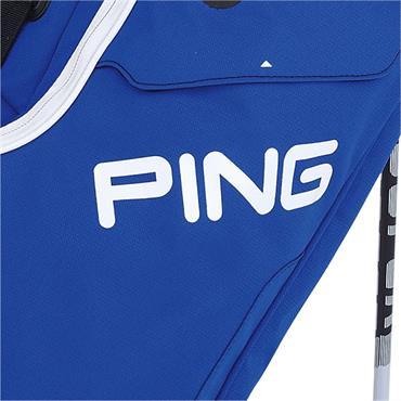 Ping Hoofer 201 Carry Bag  Royal/White
