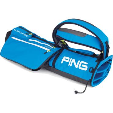 Ping Moonlite 201 Carry Bag  Heather Blue