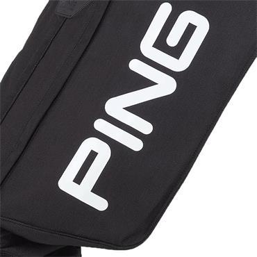 Ping L8 Stand Bag Black  Black