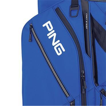 Ping Pioneer 191 Cart Bag  Royal