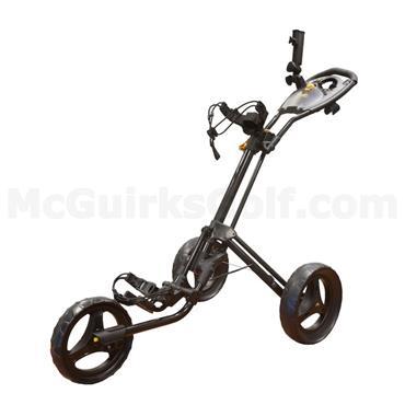 Powakaddy Twinline 4 Cart  Black