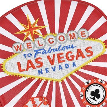 PRG Originals Driver Headcover Red Vegas