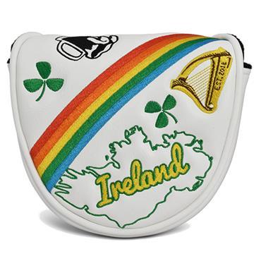 PRG Originals Mallet Putter Headcover  Lucky Charm