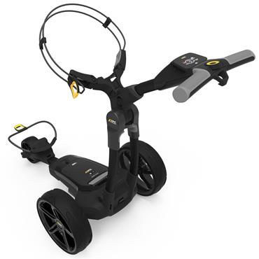 Powakaddy FX3 18 hole Lith Cart  Black