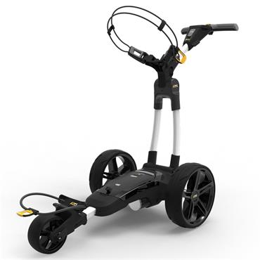 Powakaddy FX3 36 hole Lith Cart  White