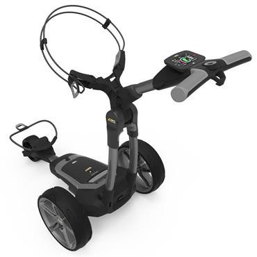 Powakaddy FX7 GPS EBS 18 hole Lith Cart  Gunmetal
