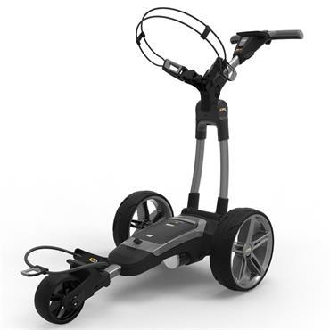 Powakaddy FX7 GPS EBS 36 hole Lith Cart  Gunmetal