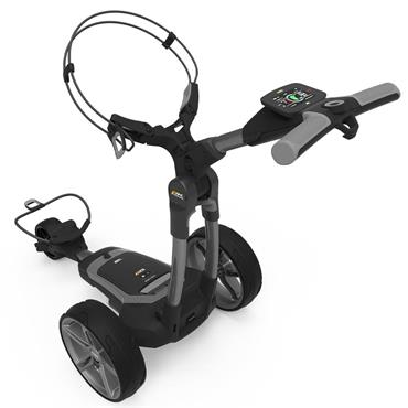 Powakaddy FX7 GPS 18 hole Lith Cart  Gunmetal