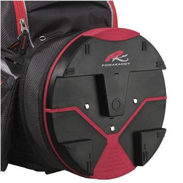 Powakaddy X-Lite Edition Bag  Black/Red