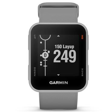 Garmin Approach S10 GPS  Powder Grey 01