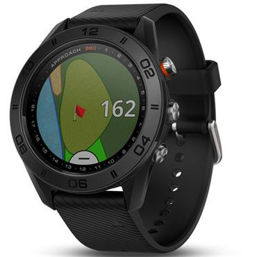Garmin Approach S60 GPS Golf Watch  Black