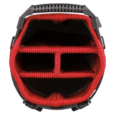 Sun Mountain H2NO Super Lite Stand Bag  Gunmetal Garnet