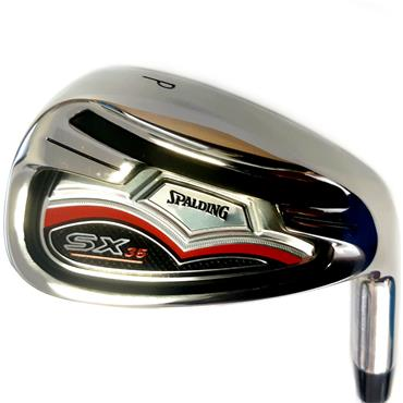 Spalding SX35 Steel Iron Pitching Wedge Right Hand