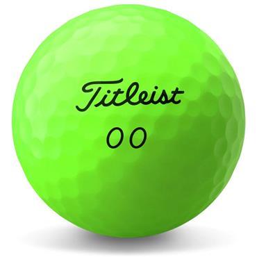 Titleist Velocity Golf Balls Dozen  Green