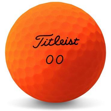 Titleist Velocity Golf Balls Dozen  Orange