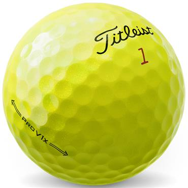 Pro V1X 2021 Golf Balls Dozen  Yellow