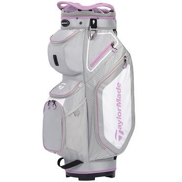 TaylorMade TM20 Cart 8.0 Bag  Grey Purple