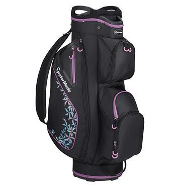 TaylorMade Kalea Cart Bag  Black-Grey