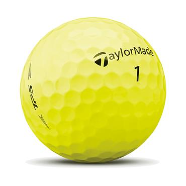 TaylorMade TM20 TP5 Golf Balls  Yellow