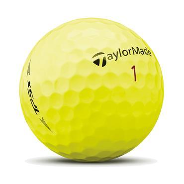 TaylorMade TM20 TP5x Golf Balls  Yellow