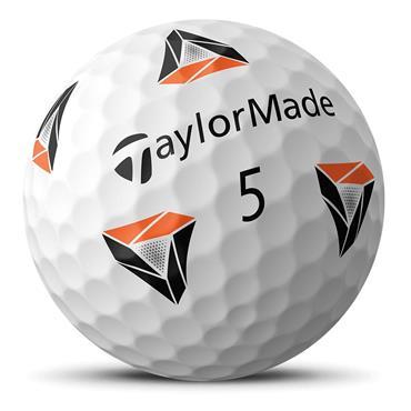 TaylorMade TM20 TP5 pix Golf Balls  White