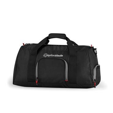 TaylorMade Players Duffle Bag  Black