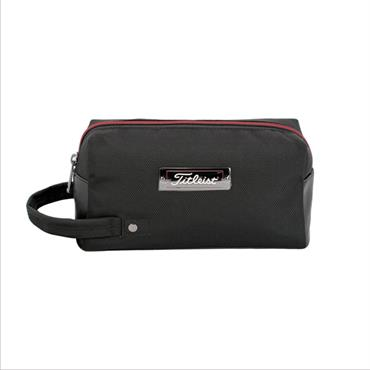Titleist TA5TVPVP Zippered Pouch  Black