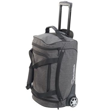 TaylorMade TM18 Classic Roll Carry On  Heather Grey
