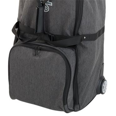 TaylorMade TM18 Classic Travel Cover  Heather Grey