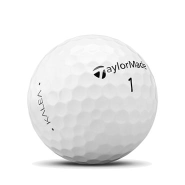 TaylorMade Kalea Golf Balls Dozen White
