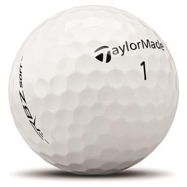 TaylorMade RBZ Soft Golf Balls Dozen White