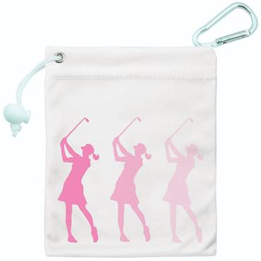 Surprizeshop Ladies Tee & Accessory Bag  Pink