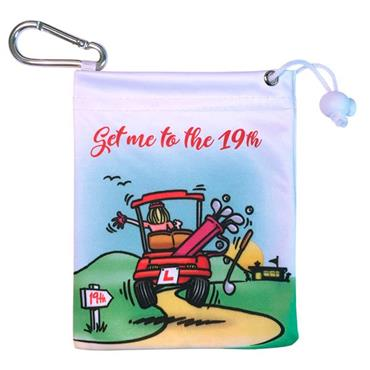Surprizeshop Get Me 19th Tee & Accessory Bag  .