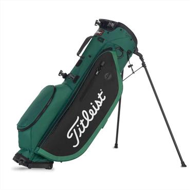 Titleist Players 4 Stand Bag 0S Green/Black