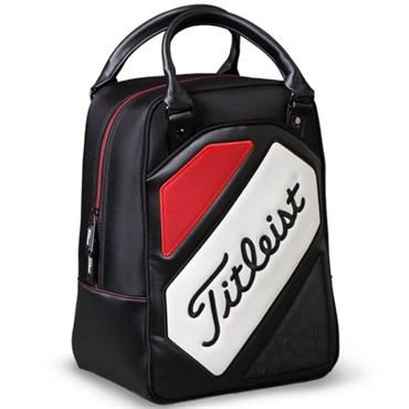 Titleist Practice Ball Bag TA7ACSB  Black/White/Red
