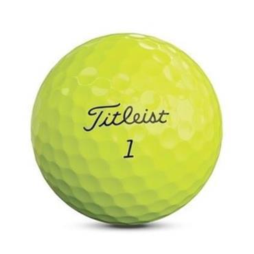 Titleist Pro V1 2019 Golf Balls Dozen  Yellow