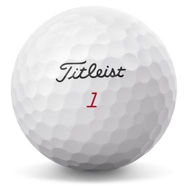 Titleist Pro V1X 2019 Golf Balls Dozen  White
