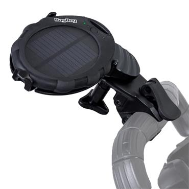 BagBoy Solar Charger  Black