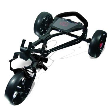 Longridge Ezeglide Junior Cruiser Trolley  Black