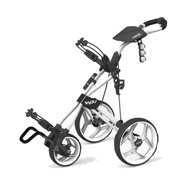 Rovic Rovic RV3J Junior Trolley  Arctic White