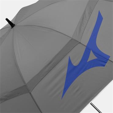 Mizuno Tour Twin Canopy Umbrella  Grey - Blue
