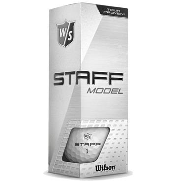 Wilson Staff Model Ball  White