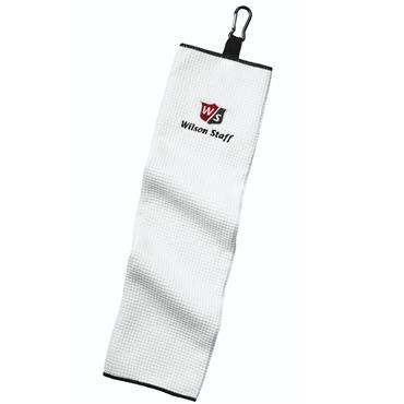 Wilson Wilson Tri Fold Towel 16 x 21  White