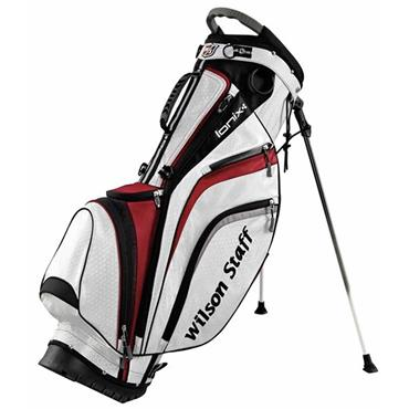 Wilson Ionix Carry Bag White - Red