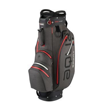 Big Max Aqua Sport 2 Cart Bag  Storm Charcoal Road