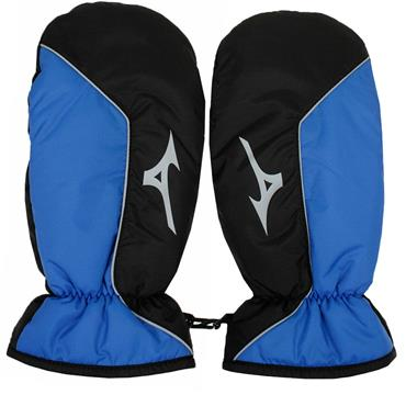 Mizuno Winter Mitten  Blue/Black
