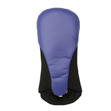 Shamrock Faux Leather Hybrid Headcover  Blue