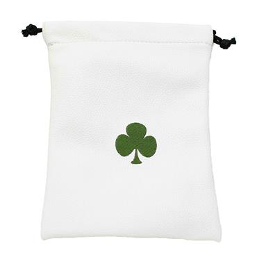 Shamrock Callaway Valuables Bag  White