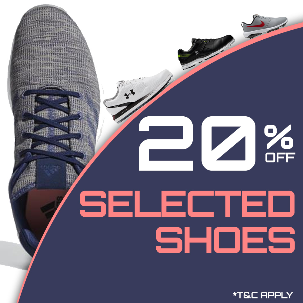 20% Off Selected Shoes